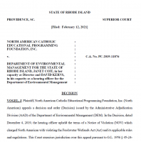 DEM Case Details - Petrarca Law