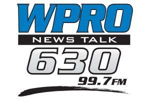 WPRO News Talk 630 Radio Station logo